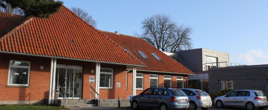 Foto af Møn Bibliotek