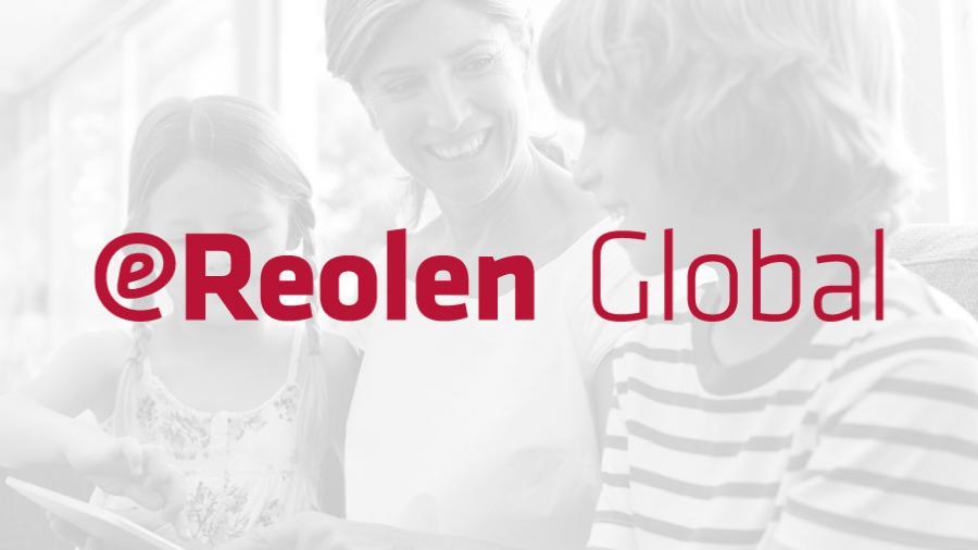 Logo for eReolen Global