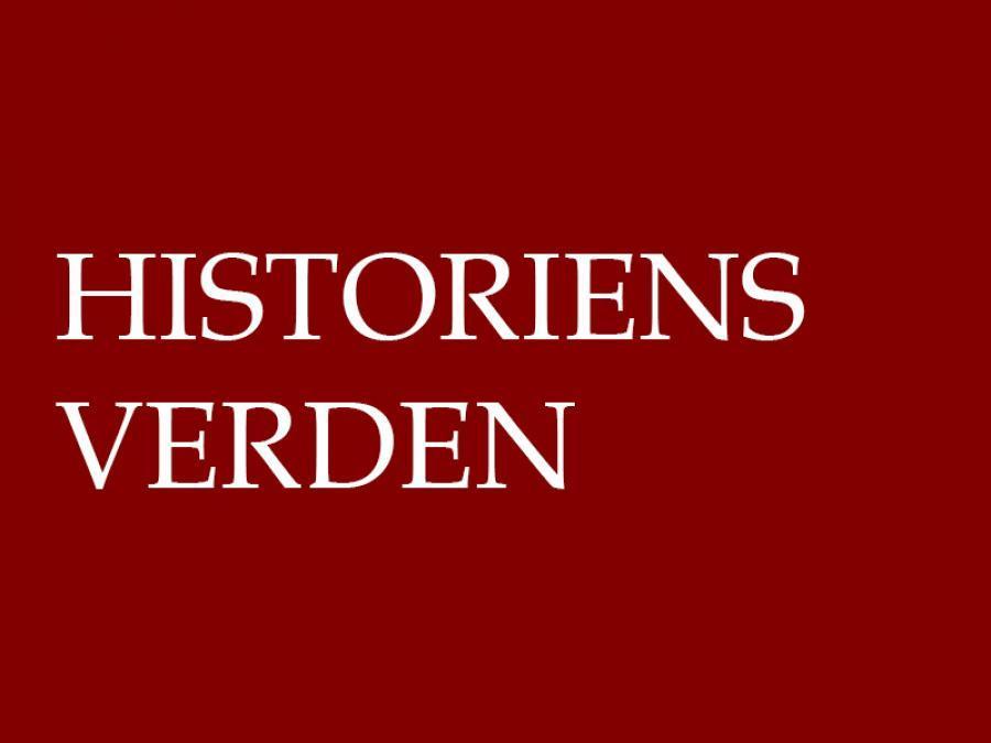 Logo for Historiens Verden