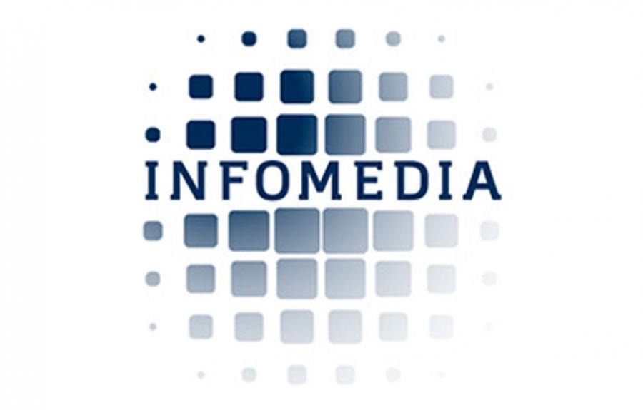 Logo for Infomedia