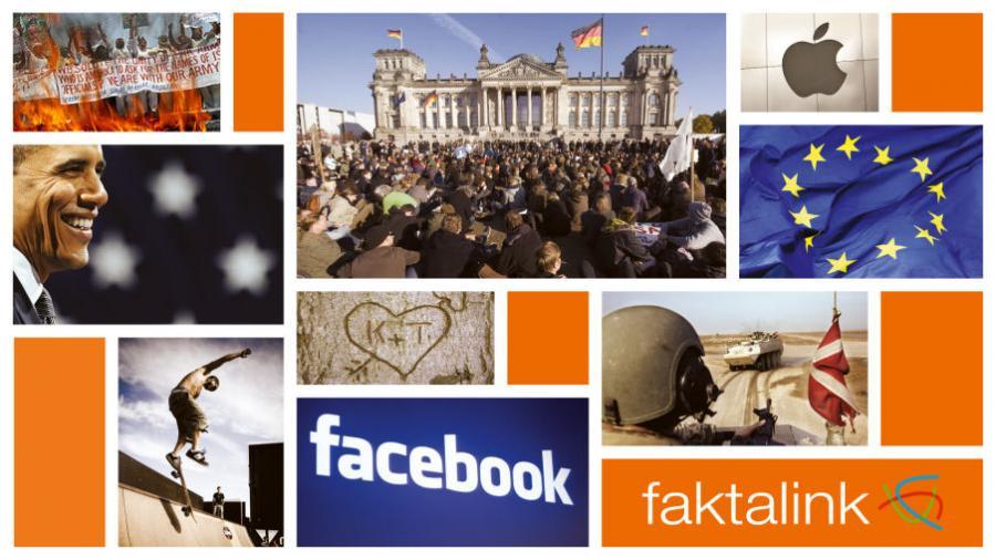 Logo for Faktalink