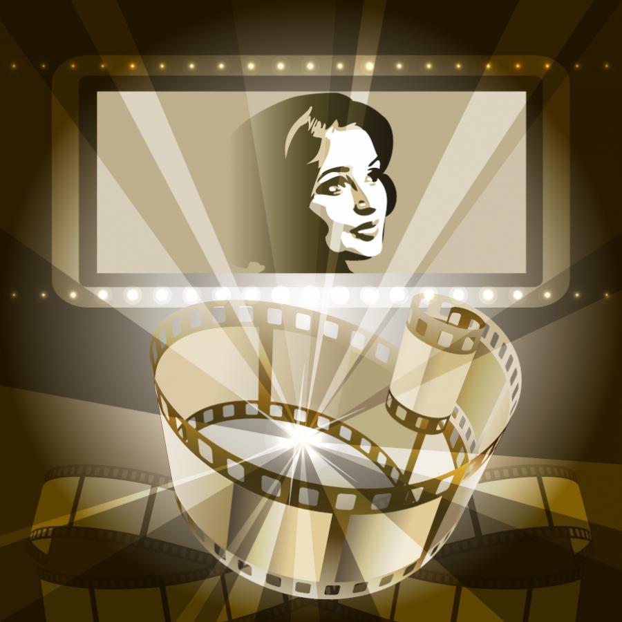 foto af cinema poster